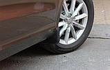 Бризковики Audi Q3 2013- (повний кт 4-шт), кт., фото 4