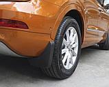 Бризковики Audi Q3 2013- (повний кт 4-шт), кт., фото 5