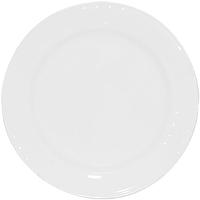 Тарелка белая керамическая 15 см