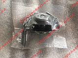 Краб заз 1102 1103 таврия славута (кронштейн передней растяжки) с ухом, фото 2