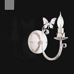 Бра, настенный светильник металлический, классический стиль 20901