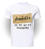 Футболка мужская размер L GeekLand Доктор Стрэндж Doctor Strange Wi-Fi password art DS.01.040