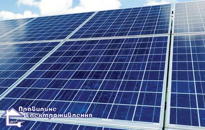 Різний колір сонячних панелей: брак це чи ні?