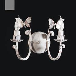 Бра, настінний світильник металевий, класичний стиль 20902
