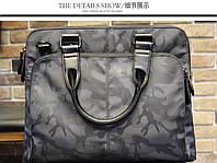 Мужская текстильная сумка. Модель 63253, фото 9