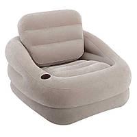 Надувное кресло Intex 97x107x11 cм (68587)