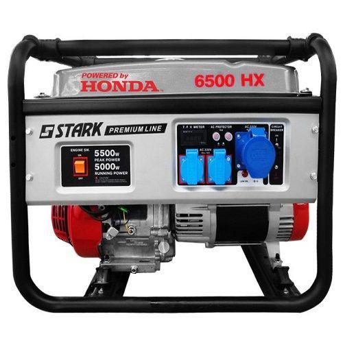 Генератор бензиновый Stark 6500 HX 1ф