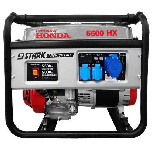 Генератор бензиновый Stark 6500 LEHX 1ф