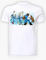 Футболка мужская размер L GeekLand Фантастическая Четверка Fantastic Four artwork FF.01.003