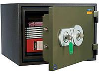 Сейф Valberg  FRS-30 KL огнестойкий 300(в)х430(ш)х365(гл)