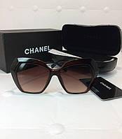 Брендовые очки Chanel. Копия люкс