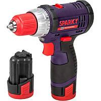 Шуруповерт аккумуляторный Sparky Professional BR2 10.8Li-C