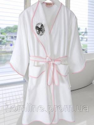 Халат махровый Irya Mira розовый L/XL