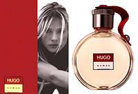 Hugo Boss Hugo Woman.  Eau De Toilette 75 ml  Женская туалетная вода Хуго Вумэн 75 мл