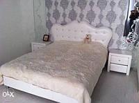 """Двухспальные кровати ЛАГУНА с матрасом и ящиком для белья  №7 """"Монро"""" двуспальная, фото 1"""