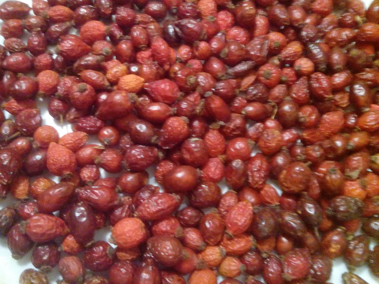 Шипшина / Шиповник (ягода), 500г.