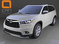 Защита переднего бампера Toyota в Украине. Сравнить цены, купить ... eed7141aaae