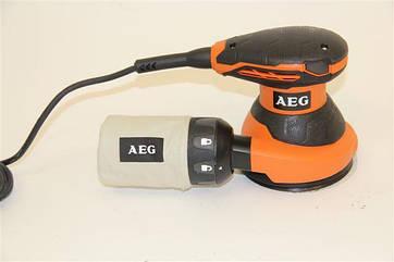 Шлифовальная машина AEG EХ 125 ES (4935416100 )