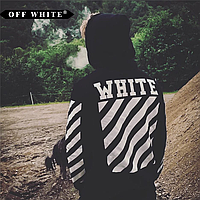 Off-White Black Arrows худи