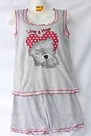 Жіноча сорочка піжама (р-ри 42-50) оптом зі складу в Одесі.