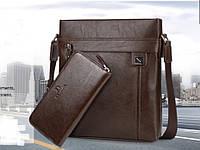 Чоловіча шкіряна сумка. Модель 63263, фото 9