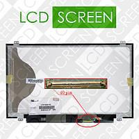 14,0 Матрица экран (Дисплей) для ноутбука ASUS LTN140AT20 SLIM ( Официальный сайт для заказа WWW.LCDSHOP.NET )