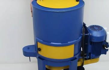 Электрооблущиватель початков кукурузы элук