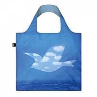 Сумка для пляжа и покупок RENE MAGRITTE The Promise LOQI, фото 1