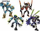 Конструктор KZC Bionicle 613 (LEGO BIONICLE) 4 вида, фото 2