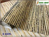 Натуральні шпалери, бамбук, черепаха зелена,D 3009L, фото 1