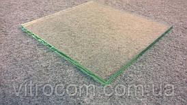 Скло віконне 8 мм, М1 безбарвне з прирізкою
