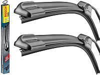 Бескаркасные щетки стеклоочистителя Bosch ATW 116S RENAULT Clio III [BR./CR.] 06.05->