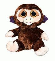 Интерактивная игрушка Feisty Pets Добрые Злые зверюшки Плюшевя Обезьяна Фанк 20 см (SUN0136)