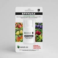 Инсектоакарицид+фунгицид Брунька 20мл — эффективное средство для обработки сада от вредителей и болезней!