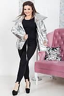 Женская зимняя куртка большие размеры, фото 1