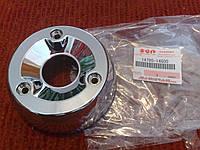 Накладка глушителя задняя 250сс К3-К6 Suzuki Burgman SkyWave 14790-14G00