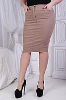 Женская юбка большие размеры, фото 1