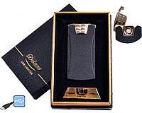 """USB зажигалка в подарочной упаковке """"Dikang"""" (спираль накаливания)"""