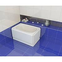 Маленькая ванна Artel Plast Голуба 120х70см GOLUBA, цвет белый