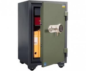 Огнеустойчивый сейф VALBERG FRS-75 EL