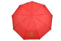 Зонт брендовый красный
