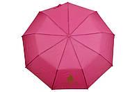Зонт брендовый L розовый