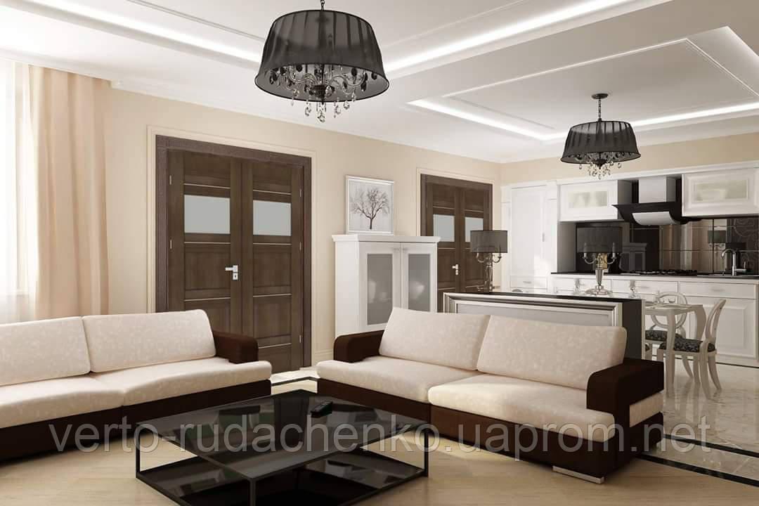 "Двери Verto Модерн 3.1 в цвете Дуб милано ""Резист"""