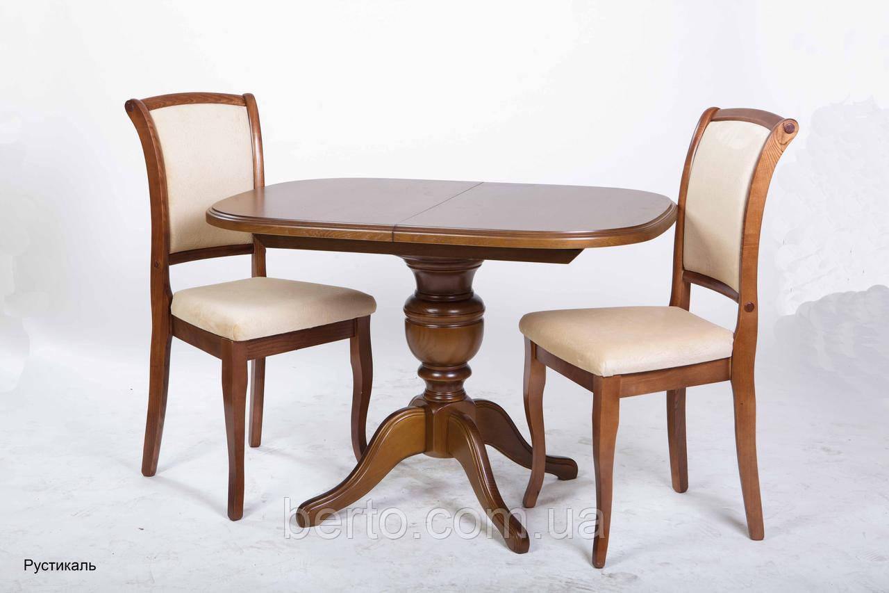 Стол раскладной Триумф (дерево) Микс мебель