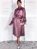 Женское платье миди , фото 1