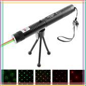 Зеленый + красный лазер Luxury HJ-308, 4 режима