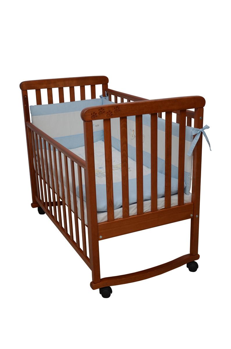 Детская кроватка Верес Соня ЛД12 лапки ольха(12.1.1.7.02)
