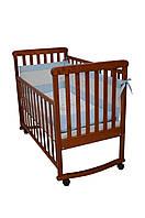 Детская кроватка Верес соня ЛД12 120*60 ольха