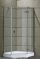 Душевая кабина Eger Stefani 90x90x205см 599-535 (3 коробки) (код 041675)