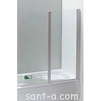 Шторка на ванну Eger 120х138см 599-121W (код 043014)